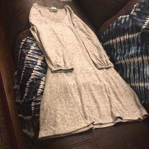 Women's cotton and polyester dress